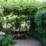 Breakfast Garden, Le Belvedere
