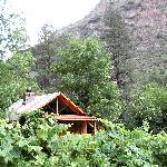 Norah cabin. LOVED IT!