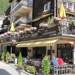 Walliserkanne restaurant, Zermatt