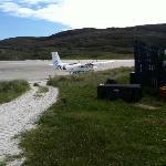 air port Barra