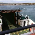 ferry to uist