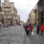 Royal mile easy walk 10 minutes