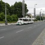 Train on Ringstrasse