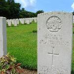 Krangi War graves