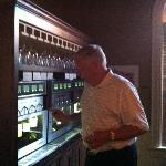 Wine Dispensing Machine