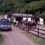 Llanbedrog Riding Centre Riding School in Pwllheli
