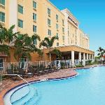 Hampton Inn & Suites -Miami South/Homestead - Pool West View