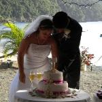 Beautiful site for both ceremony and reception!