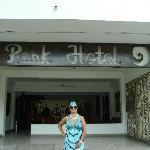 Frente al Park Hotel