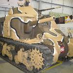 Lee/Grant WW2 US tank