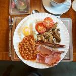 First class English breakfast!