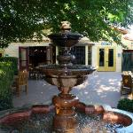 Inn Marin Garden Fountain