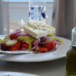 Greek salat