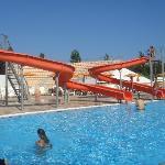 """scivoli della piscina """"caraibica"""""""