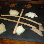 Artisanal Cheese Platter