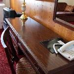 Get down to work or check in with home. Wireless internet is available in all rooms.