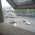 窓からの香港中路