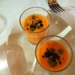 starter gazpacho