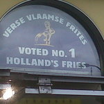 Voted Holland's No.1 Fries