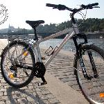 "Praha Bike - mountain city bike 26"", 24 gears"