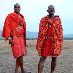Marama & Jimmy - Leopard trackers