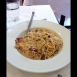Spaghettini Carbonara