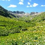 American Basin, Alpine Loop near Lake City