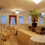 Sala da pranzo - Hotel Villa Pina
