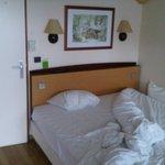 Inside of room