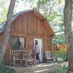 Cabin seven exterior