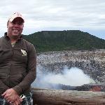 vulcano Poas