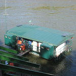 Macuco Safari Boat Jetty