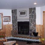 Apartment Fireplace