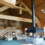 Bear Track Lobby