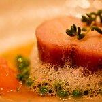 tuna and peas