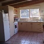 Kitchen, Ocean View Cottage