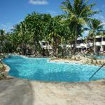 Sheraton Villa's lagoon pool - wonderful :)