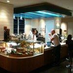 Spressi Bar in der Lobby