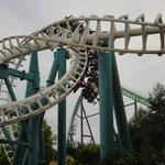 Twisty Roller Coaster