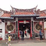 Photo de Cheng Hoong Teng Temple