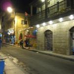 Madaba at night