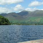 Derwent Water, 10 to 15 minutes stroll away