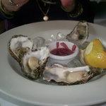 wonderful oysters yummy