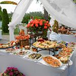 Un somptueux buffet de fruits de mer