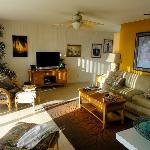 Living room view , Pali Ke Kua 119