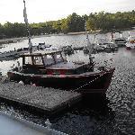 captians boat