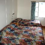 Chambre avec lit confortable!