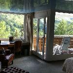 Das Zimmer (Balkon)