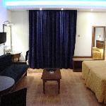 Deluxe room 308