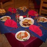 Una nostra tavola imbandita...